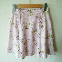 ALLAMANDA アラマンダ ミニスカート スカート Skirt Mini Skirt, Short Skirt フレアスカート【USED】【古着】【中古】10011593