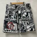 KTZ ケイティーゼット ショートパンツ パンツ Pants, Trousers Short Pants, Shorts【USED】【古着】【中古】10012458