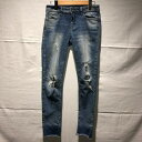ZARA ザラ デニム、ジーンズ パンツ Pants, Trousers Denim Pants, Jeans【USED】【古着】【中古】10015040