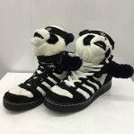 adidas アディダス スニーカー スニーカー Sneakers ADIDAS JS PANDA BEAR U42612 28cm 箱無10031839