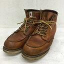 ショッピングレッドウイング RED WING レッドウィング 一般 ブーツ Boots ワークブーツ Dワイズ【USED】【古着】【中古】10052428