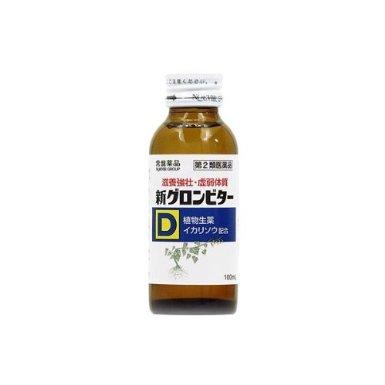 【第2類医薬品】新グロンビターD 100mL