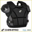 野球 / ソフトボール 審判用 プロテクター Champro Pro-Plus アンパイア 用具 [国内正規品]