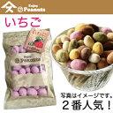 Enjoy Peanuts いちご千葉県産落花生をサクサクコーティングしました。この甘酸っぱさが美味。落花生、人気アイテム、手土産、お土産、詰合せギフトにも。気...