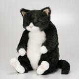 Cuddly(カドリー) ねこのぬいぐるみ 猫の「ソメゴロー」 灰トラ【smtb-TD】【saitama】