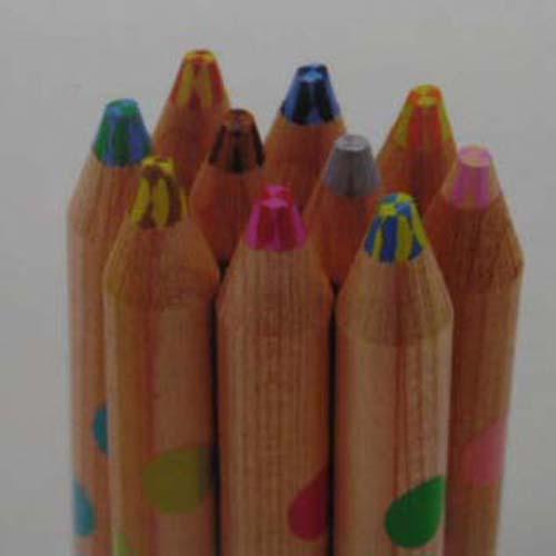 ミックス色鉛筆10本セット(コクヨえほんシリー...の紹介画像2
