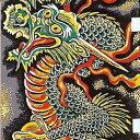 【送料無料 ポール付3mフルセット】龍虎武者絵のぼり竜虎庭園幟:3mフルセット(ポール付)