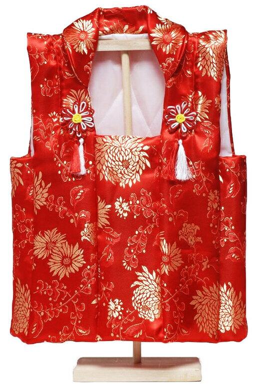 【雛人形】初節句祝着:金襴被布スタンド付 D【ひな人形】...:fusimiya:10000201