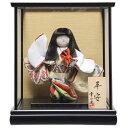 【わらべ人形】浮世 御所 6号平安御所 鼓:幸一光作【ひな人形】【浮世人形】