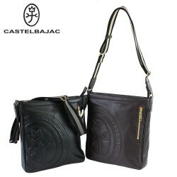 Castelbajac rondo shoulder bag: It is CASTELBAJAC RONDEAU/ 085102