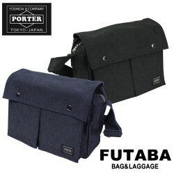 Yoshida bag porter mho key Yoshida bag porter shoulder: It is PORTER SMOKY/ 592-06582