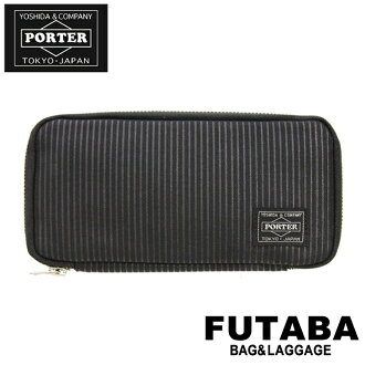 A Yoshida bag porter drawing Yoshida bag porter long wallet: It is PORTER DRAWING/ 650-09780