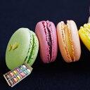 【送料無料】【プレミアムマカロン12個入】 天然由来着色料 ホワイトデー バレンタイン 母の日 フランス菓子 アーモンド