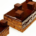 【送料無料】大人の生チョコケーキ1本(3〜4名分)バレンタイン ホワイトデー 生チョコ/ケーキ/チョコレートケーキ/誕生日/ギフト