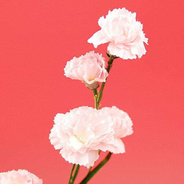 【シルクフラワー】カーネーション 母の日【領収...の紹介画像3