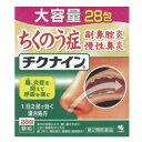 蓄膿症、慢性鼻炎に チクナイン 28包(漢方製剤/鼻炎薬)
