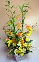 5月の誕生花サンダーソニア コンポートアレンジメント