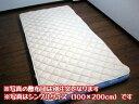 【オーダーサイズの洗えるパッド】B・別注サイズホロフィルベッドパッド(120×230cm:生成)