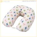 授乳クッション&抱き枕(ベビー&マタニティ)フォレストフレンズ オフホワイト日本製 フ
