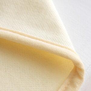 【西川チェーン賞連続受賞】【西川・ベビー布団敷きパッド】綿100%敷くだけでふんわり暖か♪上質なシール織!秋冬春にぴったり!西川リビングベビーふとん用綿敷き毛布ベビー