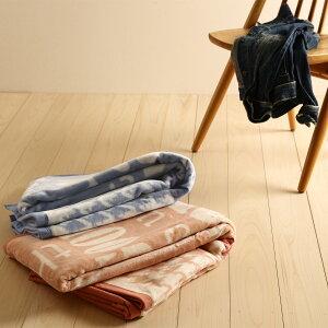 【ポイント5倍12/320:00〜12/59:59迄】【綿毛布シングル日本製】やさしさ・やわらかさ・気持ちよさにこだわった綿毛布。ロマンス小杉ニューマイヤー綿毛布かわいい(パイル綿100%)毛布綿毛布もうふシングル
