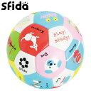 スフィーダ サッカーボール 3号球 Play! Study! ball BSF-PS【フットサル サッカー】【10P03Dec16】