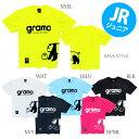 gramo/グラモ プラシャツ FAST2 ジュニア プラクティスシャツ P-026