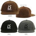 LUZ e SOMBRA/ルースイソンブラ キャップ LS FLEECE CAP F2014810