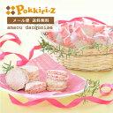 Pokkiri-z☆クランチショコラバー&あまおういちごのクリームダックワーズ|メール便発送お試し商品