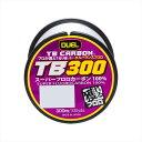 DUELб╩е╟ехеиеыб╦/ TB CARBON TB300 300m 1.5╣ц H3539