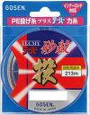 ゴーセン GT6224テクミーテーパー砂紋213m0.8−5号【RCP】