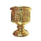 一番人気の水杯です☆NO-2【/5%OFF/ランキング入賞30位】風水の黃金水杯(盃)龍やヒキュウ?ヤアズなどにお水をあげる風水グッズ/開運アイテムの置物