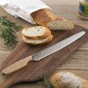 貝印 ブレッドナイフ pas mal WAVECUT ( パマル ウェーブカット ) 調理器具 ナイフ パン切り包丁