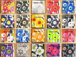 2つまでメール便OK お試し企画vol1 マリメッコ marimekko ペーパーナプキン ウニッコ Unikko 20種類を1枚づつ集めました <strong>紙ナプキン</strong> 北欧 デコパージュ 手作りマスク