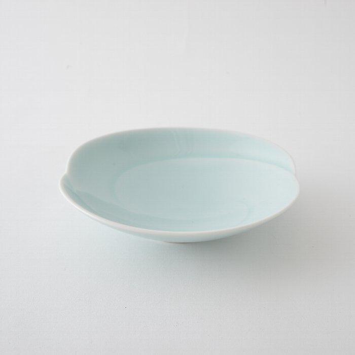 ともえ 浅鉢・小(青白釉) 白山陶器波佐見焼 ...の紹介画像2