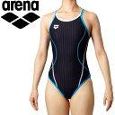 ショッピングSuperfly 【メール便送料無料】アリーナ 水泳 スーパーフライバック ジュニア SAR-0100WJ-BKTQ