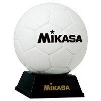 【先着30名様限定!500円OFFクーポン!3/3〜3/11】○ミカサ サッカー マスコットボール サッカー 白 PKC2-Wの画像