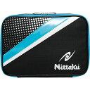○ニッタク 卓球 ラケットバッグ ポルカケース NK7208-04