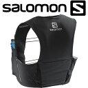 ◇サロモン トレイルランニング バッグ バックパック S-LAB SENSE ULTRA 5 SET L39381500 SALOMON