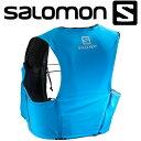 ◇サロモン トレイルランニング バッグ バックパック S-LAB SENSE ULTRA 5 SET L39381600 SALOMON