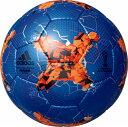 ☆adidas(アディダス) フットサルボール 小学生用 クラサバ フットサル 3号球 ブルー AFF3201B