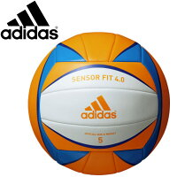 adidas(アディダス) バレーボール 5号球 センサーフィット4.0 オレンジ AV516ORの画像