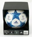 adidas アディダス サッカーボール フィナーレ 3号 AF3834WB 化粧箱入り