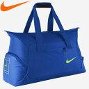 ナイキ テニス ダッフルバッグ ボストン スポーツバッグ メンズ Pブルー BA5171-452 NKE 17SP