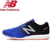 ○18HO New Balance(ニューバランス) ランニング シューズ メンズ NB MHANZR RACING/SPIKE MHANZRB2D