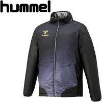ヒュンメル サッカー UT-中綿サーモジャケット メンズ HAW2071-90の画像