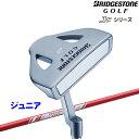 ◇ブリヂストンゴルフ パター ジュニアシリーズ タイプ150 JRF51P 単品 ジュニア 子供用