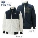 【あす楽対応】フィドラ ゴルフウェア メンズ 中綿ジャケット...