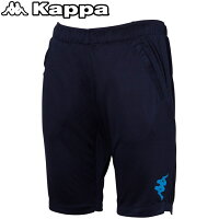 カッパ サッカー トレーニングハーフパンツ メンズ KF712KH11-NVの画像