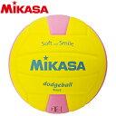 ミカサ スマイルドッジボール2号 160g SDB2-YP 5103005